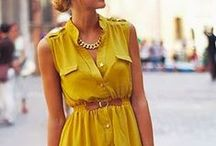 Wearable Mustard / Welcome, this is a board for us to post our favorite Mustard-ish outfit. Please AVOID pinning OFF-TOPIC, NODITY, ADVERTISING. Follow this board to receive an invitation (Pinterest's requirement). Feel free to invite your friends to the board :) and Happy Pinning !!!