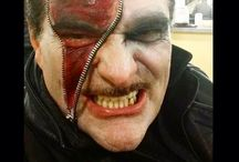 Face masks! / My work! My make-up!!!