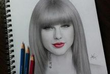 art.. / Everyone knows I am the artist I have allready made a picture of taylor swift, I am the biggest fan of taylor swift.