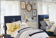 Coastal Decor / NewportStyle.net is located in Newport, Rhode Island - The City by the Sea. This board gives a taste of our seaside inspiration.