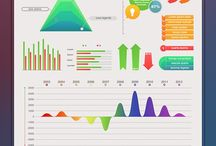Dashboard-UI-datavisuals / Examples of presenting data and information... E.g. In dashboards...