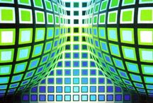 OP-ART-Vasarely