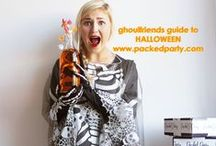 Packed Party Halloween Time / How To Throw A Perfect Halloween Party