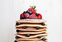 Petit déjeuner ! Les bonnes idées pour le week-end ! / Idées de recettes pour un petit déjeuner gourmand !