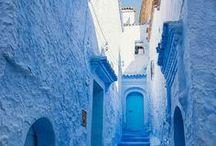 True blue - du bleu rien que du bleu ! / Du bleu sous toutes ses formes !
