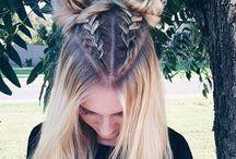 Hairstyles/ Peinados / Braids and more