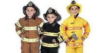 Fire Child Style! / Public safety professional attire for your child! Costumes, bibs, t-shirts, hoodies, sweaters, onesies... you name it! Let your child show their pride for their mother or father who is a firefighter, military, police officer, or EMS/EMT!
