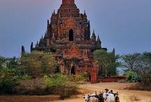 Les temples d'Asie du Sud Est / Tous les temples d'Asie du Sud Est en articles et en photos