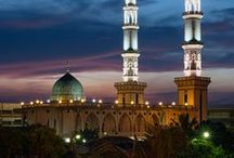 Mosquées d'Asie du Sud Est / Les mosquées en Asie du Sud Est à découvrir