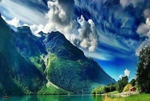 Beautiful Nature Photos / by Kristen Cruiser