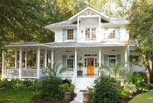 Southern charm house