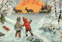L'hiver/2: Noël /   / by Anny GL