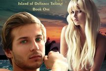 Beautiful Experiment / Six unruly teens are abducted on their way to a juvie home. Dumped onto an uncharted island. Could things get any worse? Hell, yeah. Hostility and envy run rampant. Throw in some alphas, divas and demons, and what do you have? Beautiful Experiment. Book One of the Island of Defiance Trilogy.  On Amazon Kindle and paperback.