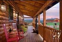 cabin fever / list: 1.buy land 2.build / by J J