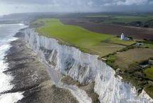 ENV - Cliffs / Inspiration - Natural Environments: Cliffs