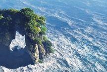 ENV - Oceans & Seas / Inspiration - Natural Environments: Oceans and Seas