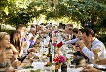 Gastlichkeit und Tischkultur / Große Runden, kleine Dinner, Feste ausrichten