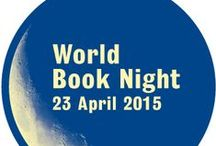 World Book Night 2015 / World Book Night is an annual celebration of reading and books that takes place on 23 April. It sees passionate volunteers give out hundreds of thousands of books in their communities to share their love of reading with people who don't read regularly or own books. World Book Night is run by The Reading Agency, a national charity that inspires people to become confident and enthusiastic readers to help give them an equal chance in life.