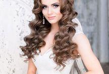 Haare für Hochzeiten Martina