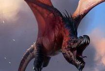 Raptor, Dragons, Dino, Nagas, Snake