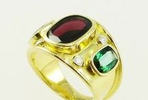 DS&P - Dress Rings / Dress rings designed and created by Denzil Skinner & Partners.