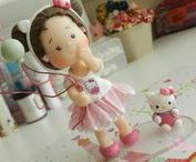 Decoración de Cumpleaños, Top Cake / Ideales para decorar los cumpleaños de los mas pequeñitos, adornos de torta, mesas, etc...