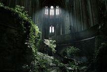 ENV - Ruins / Inspiration - Natural Environments: Ruins