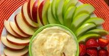 Healthy Snacks / Bulk, quick, easy and healthy snacks to get you through the day
