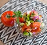 Salad Recipes / Healthy, filling salads for meals and snacks
