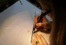 Designing and Making in Practise / Taking a look behind the scenes at the process of designing and creating your jewellery and silverware!