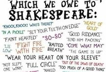 Shakespeare Display Ideas / Celebrating 400 years since the death of Shakespeare