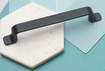 Hampton / Shaker Style / Classic Hampton Shaker style kitchen handles