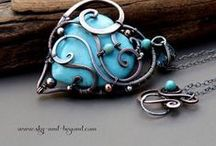 Wire wrapping / Ideas, Tutorials regarding wire wrapping