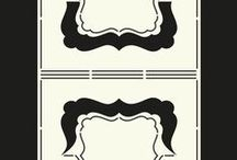 313 - harmonica - dutch doobadoo -  card art -  470713 / carterie - Dutch Doobadoo - cart art - harmonica - ref 470713313