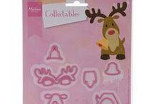 renne Reindeer  COL1369   marianne design / renne Reindeer  COL1369   marianne design