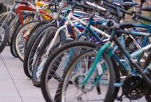 Bicycles / by USC Admission