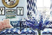 Home Inspiration/Interiors / by Emily Jane