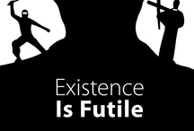 Existence Is Futile / A board devoted to my debut novel 'Existence Is Futile' 