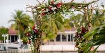 Love in Bloom Ceremony Decor / Our Ceremony Visions