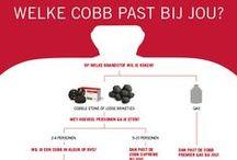 Welke Cobb tafelbarbecue past bij jou? / Hier vind je alle alle modellen uit de Cobb collectie handig op een rij!