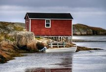 Newfoundland, for my Mom / by Gail Laur-Munoz