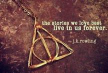 Harry Potter......Always.