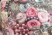 Best Bridal Bouquets ever! / Brooch Bouquets and colors for them