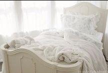 Bedrooms white