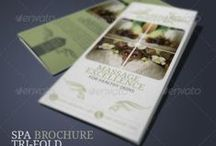 Spa Brochure Template / Spa Brochure Template - Wellness Spa
