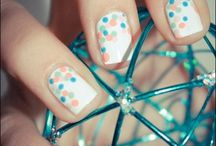 Nail DIYS / Cool creative ideas for nails