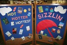 Sizzlin' Summer Reading / Check out these beachy titles from the Library for some summer reading