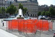 Citylife / Stadtmöblierung, Feste im öffentlichen Raum, öffentliche Gebäude, Kulturelle Events