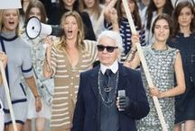 Chanel spring / summer 2015 / Chanel spring/summer 2015