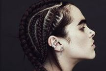 Hair / hair colour cut ideas / by Nathalie Sch
